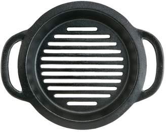 Mr. Bar-B-Q Mr. Bar B Q 10-in. Cast-Iron Grill Pan
