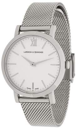 Larsson & Jennings Lugano 33mm watch
