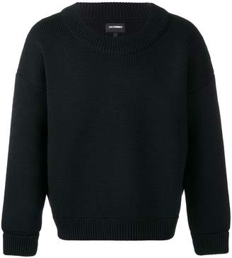 Les Hommes knitted loose sweater