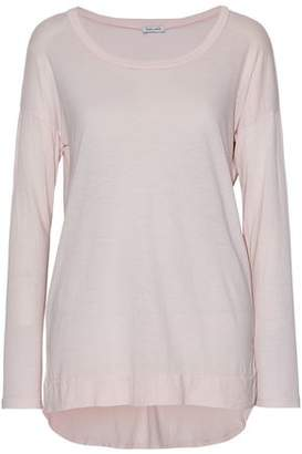 Splendid Slub Supima Cotton And Modal-Blend Jersey Top