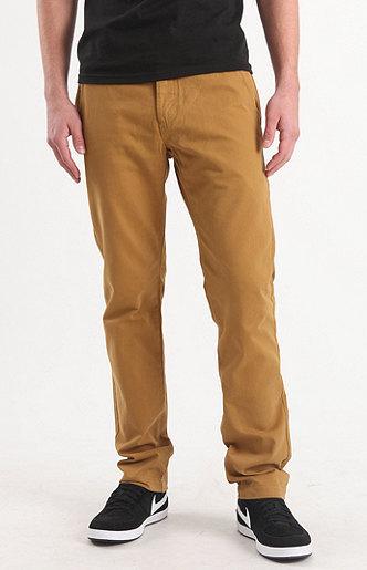 Vans Excerpt Bronze Chino Pants