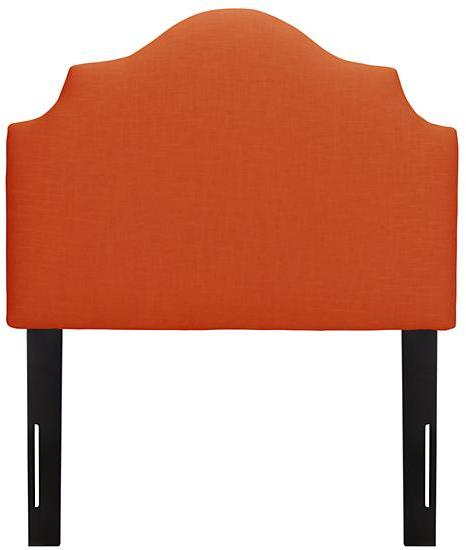 Twin As You Wish Upholstered Headboard (Arched)