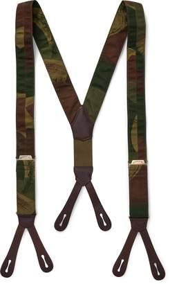 Ralph Lauren Camo Stretch Cotton Braces