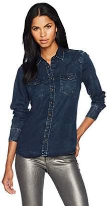 Mavi Jeans Women's Eliza Denim Shirt
