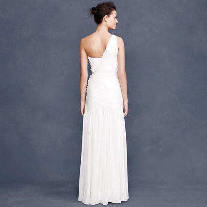 J.Crew Collection Georgina gown