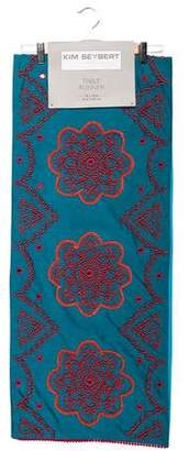 Kim Seybert Beaded Table Runner