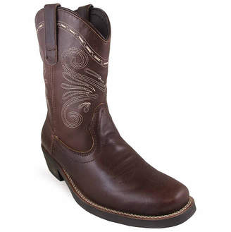 Josie SMOKY MOUNTAIN Smoky Mountain Women's 8 Leather Cowboy Boot