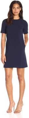 Helene Berman Women's Seam Detail Shift Dress