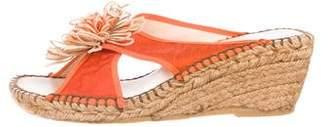 Andre Assous Slide Wedge Sandals