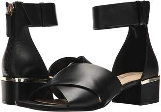 Nine West Yesterday Block Heel Sandal Women's Sandals