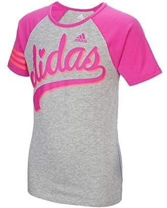 adidas Active Short Sleeve T-Shirt for Girls
