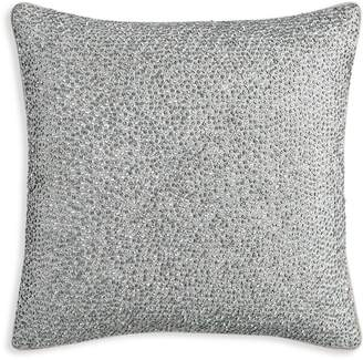 Hotel Collection Dimensional Beaded Decorative Pillow
