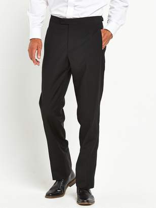 Skopes Latimer Tuxedo Trouser - Black