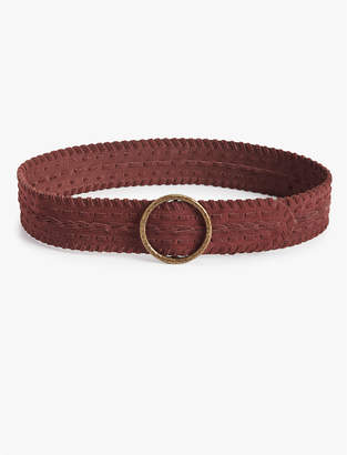 Lucky Brand LACED PULL THROUGH BELT