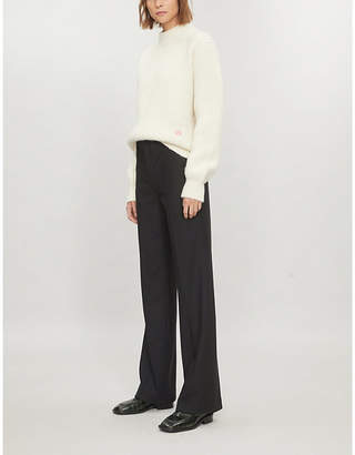Joseph New tropez comfort wool trousers