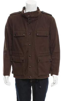 3.1 Phillip Lim Twill Utility Jacket