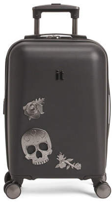 21.25in Candy Skull Ii Hardside Carry-on