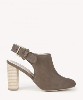 Sole Society Apollo Backless Bootie