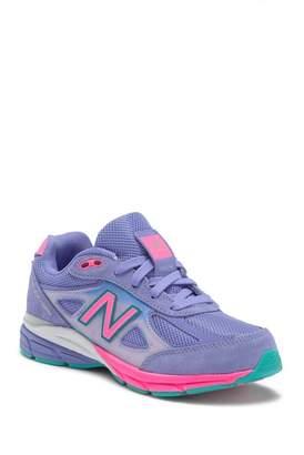 New Balance 990 Running Shoe (Little Kid)