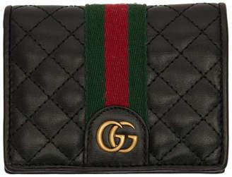 Gucci Black GG Wallet