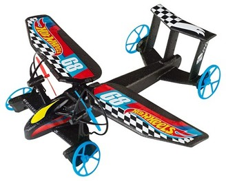 Hot Wheels RC Sky Shock Transforming Remote Control Vehicle - Blue $64.99 thestylecure.com