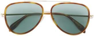 Alexander McQueen Eyewear aviator sunglasses