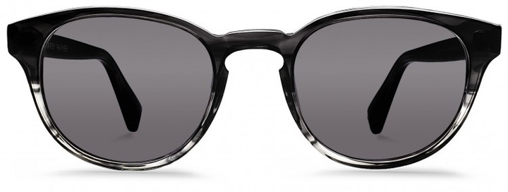 Warby Parker Percey Charcoal Fade