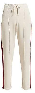 Etoile Isabel Marant Women's Docia Side Stripe Track Pants