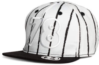 H&M Cap - Black