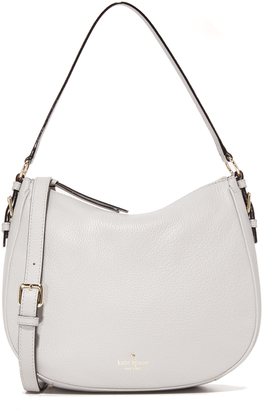 Kate Spade New York Mylie Hobo Bag $298 thestylecure.com
