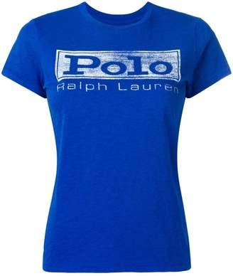 Polo Ralph Lauren slim-fit logo T-shirt