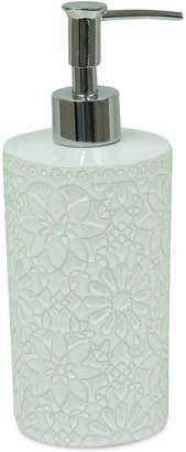 Jessica Simpson Bonito White Lotion Dispenser Bedding