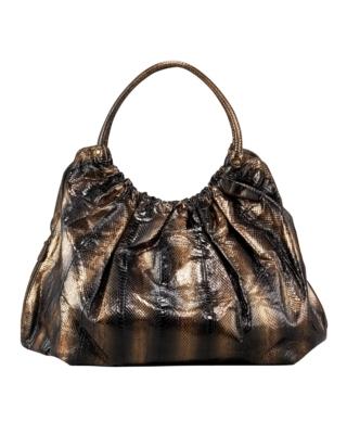 Beirn Ruthie Watersnake Shoulder Bag