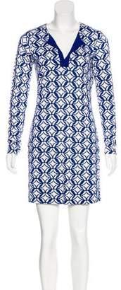 Diane von Furstenberg Silk Reina Dress