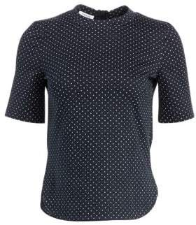 Akris Punto Mini Polka Dot Tee
