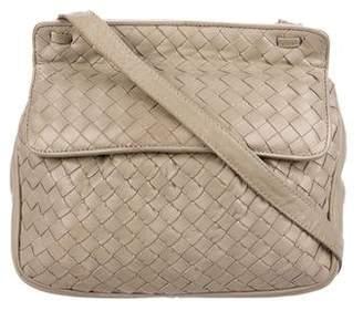 Bottega Veneta Small Intrecciato Crossbody Bag