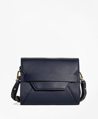 Pebble Calfskin Crossbody Bag $198 thestylecure.com
