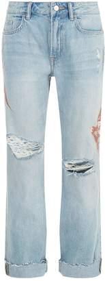 AllSaints Birds Alana Boy Jeans