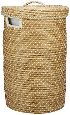 John Lewis & Co. Jasmine Seagrass Laundry Basket