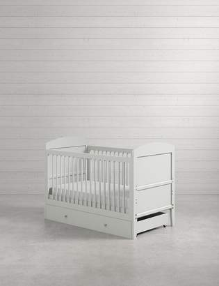 Marks and Spencer Hastings Kids Grey Cot Bed