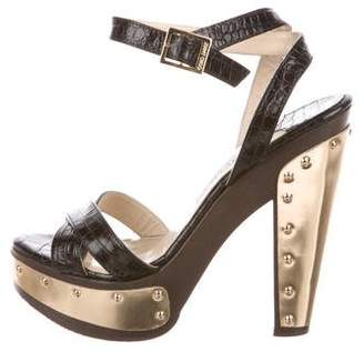 Jimmy Choo Ultimate Platform Sandals