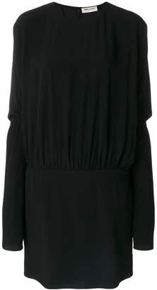 Saint Laurent classic shift dress