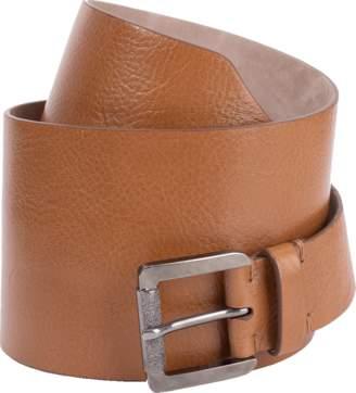 Brunello Cucinelli Glossy Calf Corset Belt