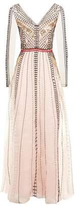 Temperley London Victoria Long Gown