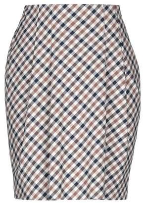 Aquascutum London Knee length skirt