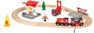 Ravensburger BRIO Rescue Firefighter Train Toy Set