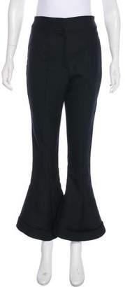 Jacquemus High-Rise Virgin Wool Pants