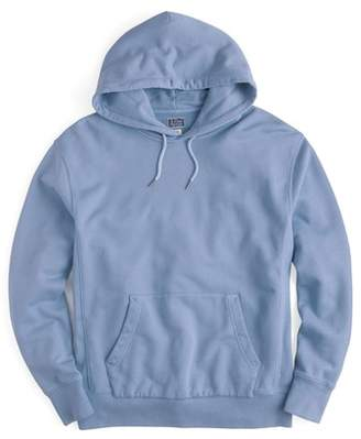 J.Crew J. CREW Garment Dyed French Terry Hoodie