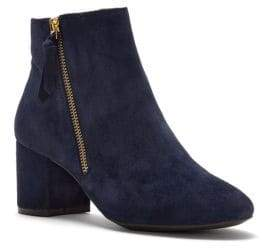 Cole Haan Saylor Grand Suede Booties