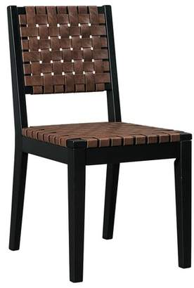 Signature Design by Ashley Glosco Dining Room Side Chair Brown